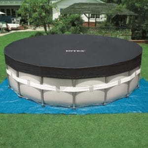 Intex Filteranlage - Ultra Frame Pool Set Itex Poolfolie - intex ersatzfolie