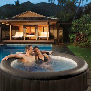Intex Whirlpool intex SPA - Jet Massage mit integriertem Kalkschutzsystem Artikelnummer: 28422ED
