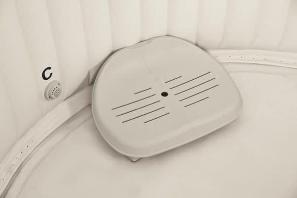 Intex Whirlpool - Intex SPA - Intex Kunststoffsitz höhenverstellbar für Whirlpools. 28502