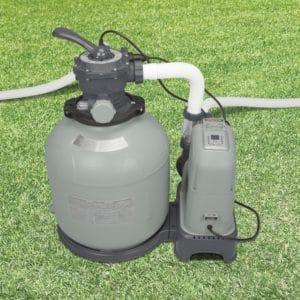 Intex Pool und SPA Filteranlage