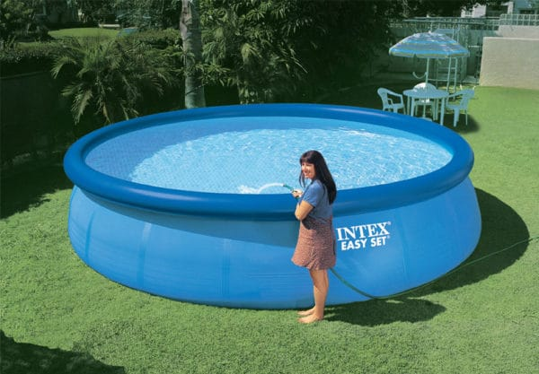 Intex Poolfolie / Ersatzfolie Intex Pool 457x122cm