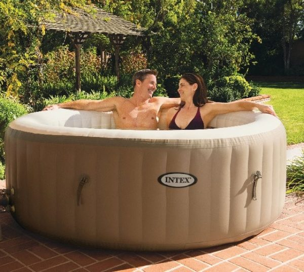 Intex Pool Whirlpool Pure Intex Spa (INTEX Whirlpool Pure Spa)