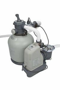 Intex Filteranlage - Krystal Clear Cartridge Filterpumpe & Salzwassersystem Art.-Nr.: 28676