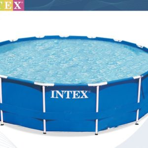 Intex Poolfolie / Ersatzfolie Metal Frame 732x132cm
