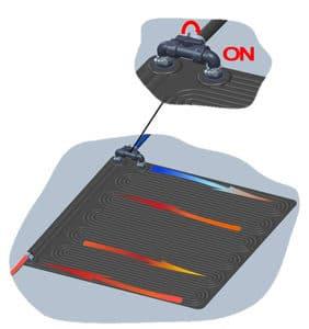 Intex Pool Solarmatte (Heater)