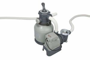 Intex Filteranlage - Sandfilteranlage bis 6m³