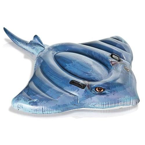 Intex Pool Shop - Luftmatratze Stingray Ride-On 188 cm x 145 cm 57550NP (Default)