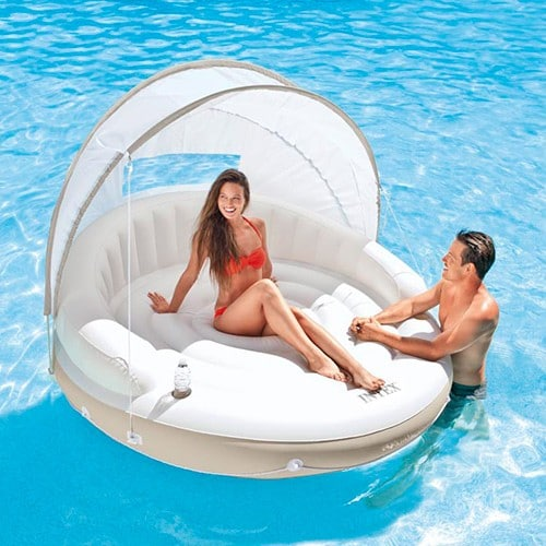 Intex Pool Shop spa - INTEX Canopy Island 199 x 150 Art.-Nr.: 58292EU (Default)