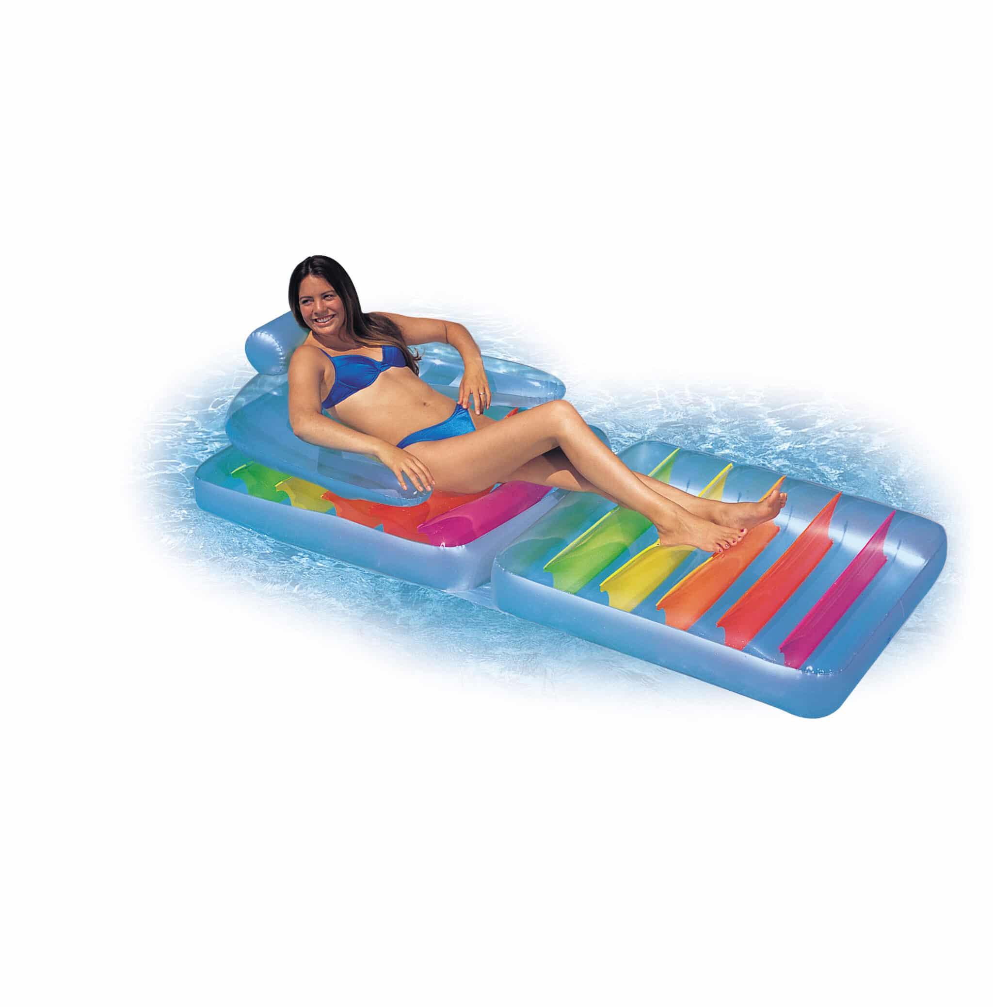 Intex pool Schwimmbad Matratze Lounge-Sitz/Liege