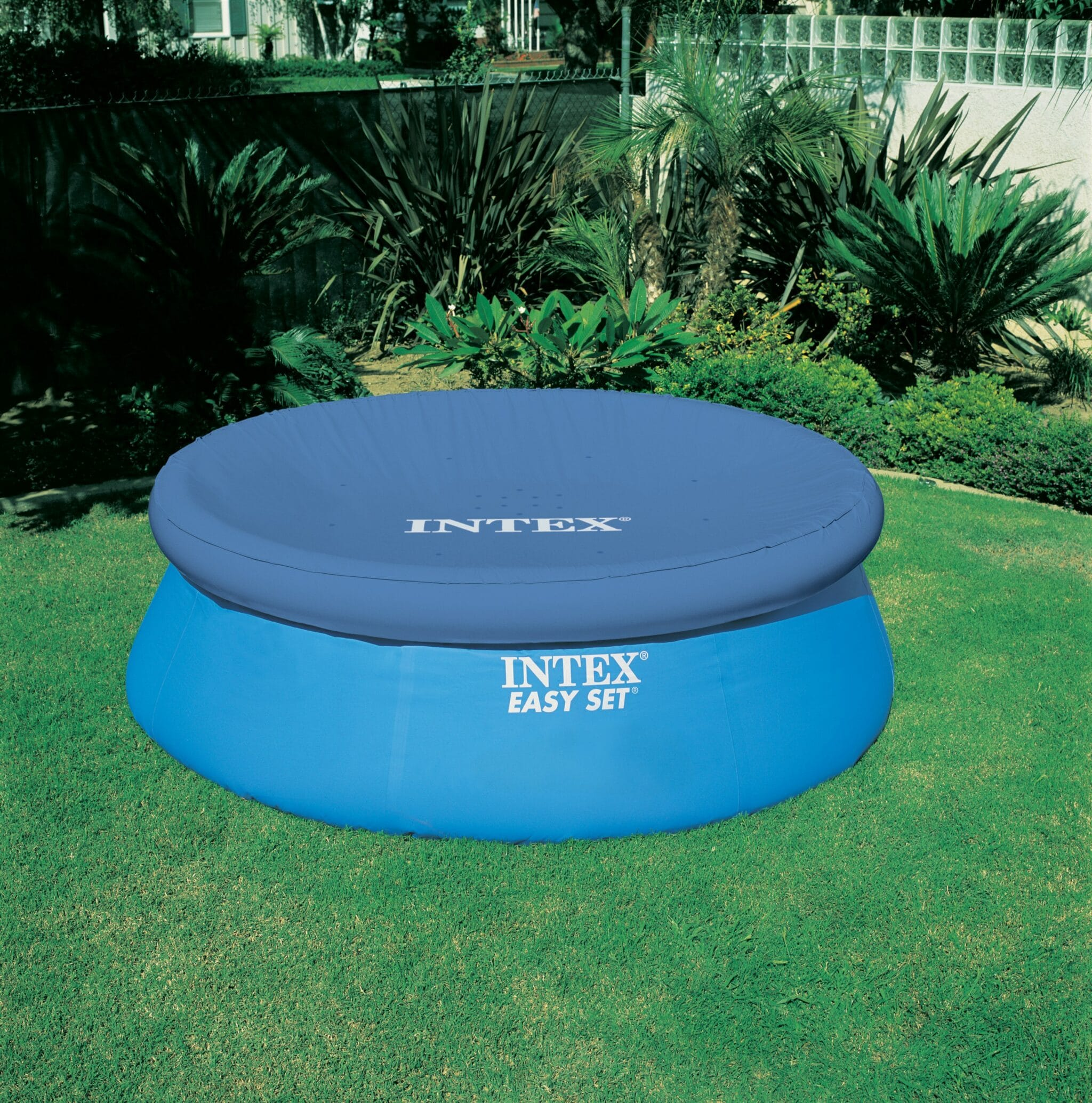 INTEX Swimming Pool EASY SET Set ECO mit Filterpumpe