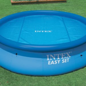 Intex Pool - Solarabdeckplane für Intex Easy & Frame Pool 549 cm