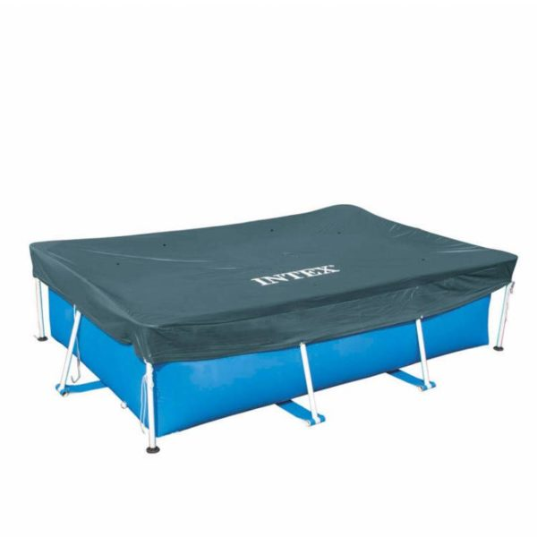 Intex Poolfolie Ersaztfolie Abdeckplane Frame-Pool Family