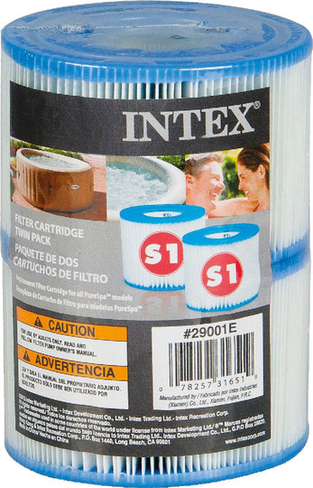 Intex Whirlpool intex SPA Pure Filter / Filteranlage