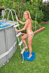 Intex Pool Shop - Fußbad Intex 56 x 46 x 9 cm - Art.-Nr.: 29080