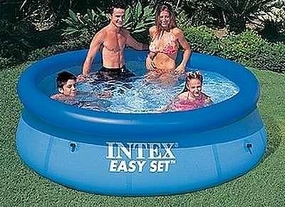 INTEX Poolfolie / Ersatzfolie - Quick-Up-Pool