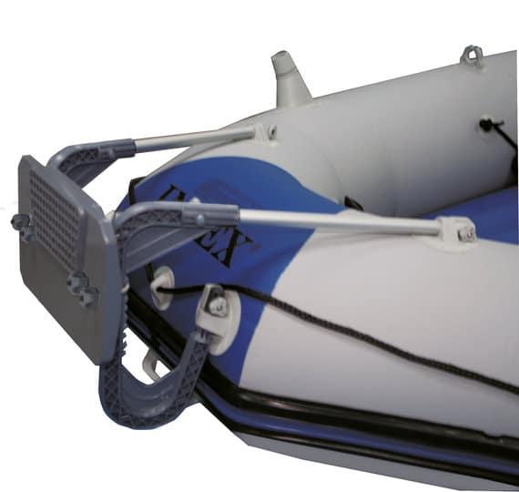 Intex Schlauchboot - Außenbordmotor-Befestigung - 68624 Aus Kunststoff (Zub-Motorbefestigung)