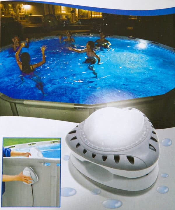 INTEX SPA Pool LED Poolbeleuchtung