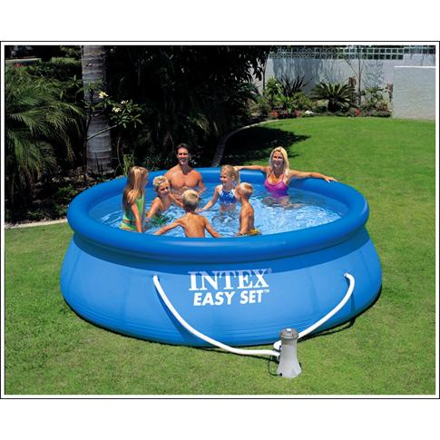 INTEX Swimming Pool Easy Set 305 x 76