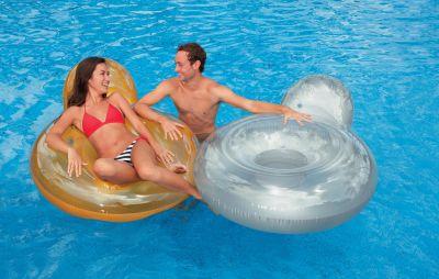 intex pool Intex Lounge Poolsessel mit Lehne 58889EU 1