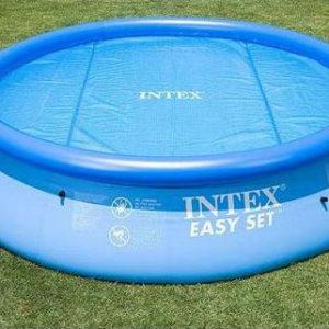 Intex Solar Poolplane Solarnoppenfolie 366cm