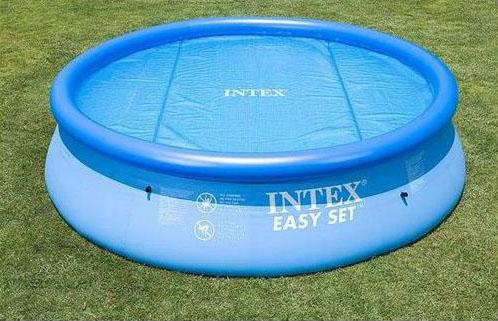 Intex Solar Poolfolie Ersatzfolie - 549 cm 59955
