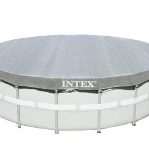 Intex Poolfolie Ersaztfolie Intex Deluxe Abdeckplane