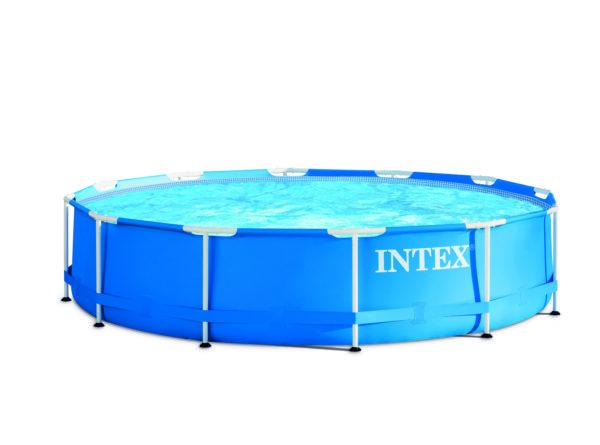Intex Filteranlage Frame Pool Set Rondo Ø 366 x 76cm
