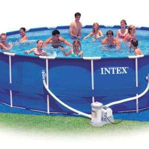 INtex pool - Intex Bodenplane Unterlage, 472 cm x 472 cm