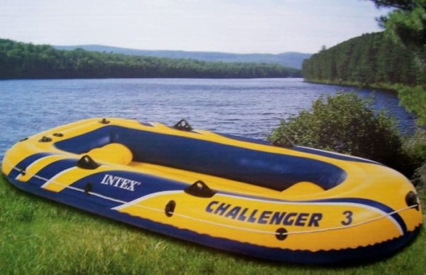 Intex Boot - Schlauchboot Challenger 3 Art.-Nr.: 68369NP (Boote)
