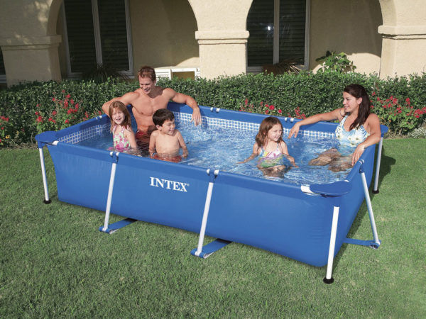 INTEX Pool Family - 450 x 220 x 84 cm