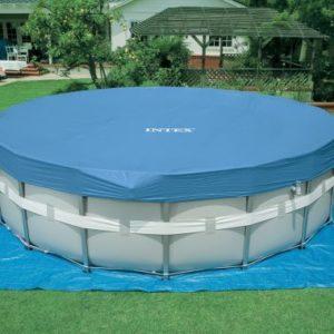 Intex Ultra Frame Pool Komplett-Set 549 x 132