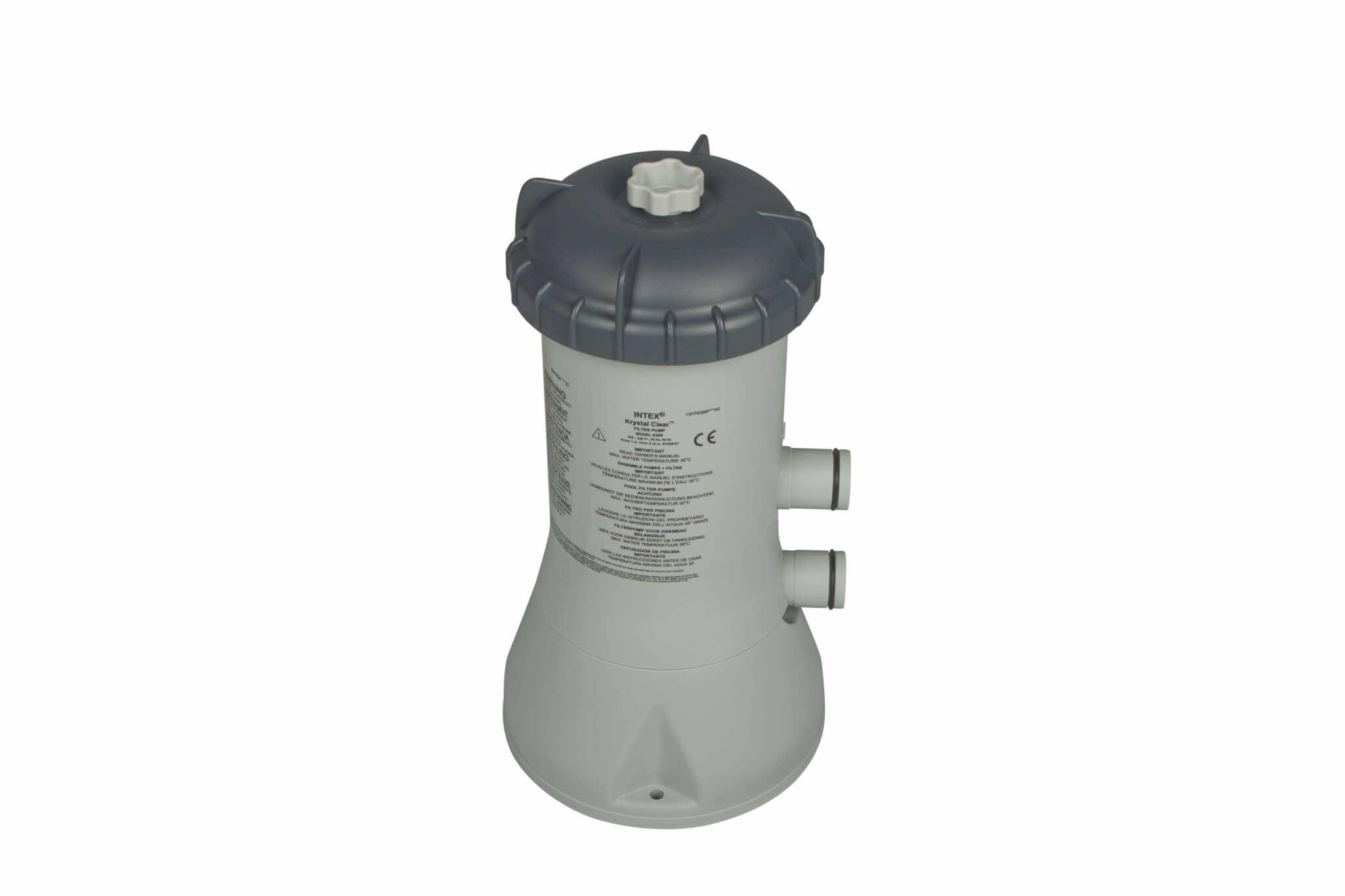 Intex Filteranlage - Kartuschenfilteranlage Typ ECO 3300GS
